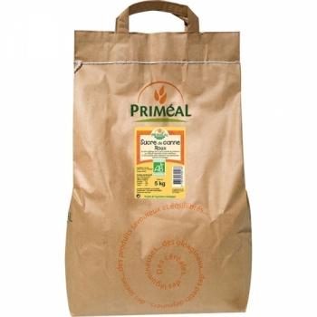 RHD PRIMEAL - Sucre de Canne Roux 5 kg