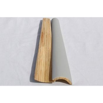 BIBOL - Grands Couverts. Bambou Laqué - TIA Galet