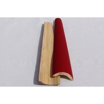 BIBOL - Grands Couverts. Bambou Laqué - TIA Griotte