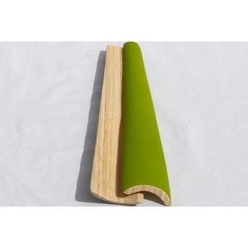 BIBOL - Grands Couverts. Bambou Laqué - TIA Kiwi
