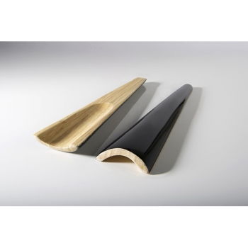 BIBOL - Grands Couverts. Bambou Laqué - TIA Noir
