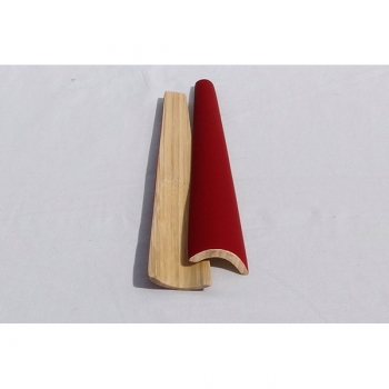 BIBOL - Couverts En Bambou Laqué - TIA M Griotte