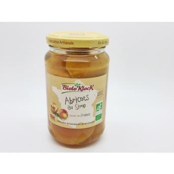 Abricots au sirop - 360g