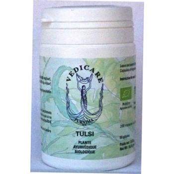 Tulsi biologique AB - Flacon de 60 gélules