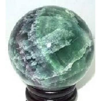 Sphère Fluorine Arc en ciel