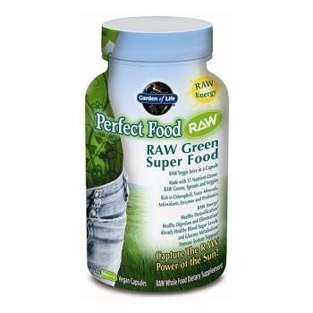 Perfect Food Raw 240 Gélules