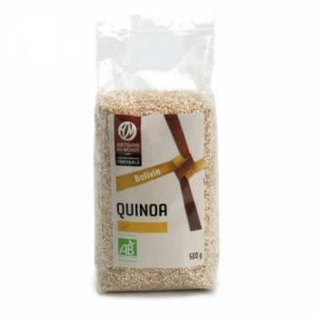 Quinoa Réal BLanc bio & équitable