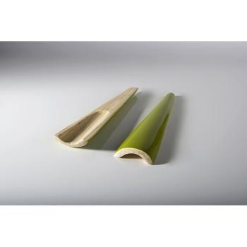 BIBOL - Couverts En Bambou Laqué - TIA M Olive