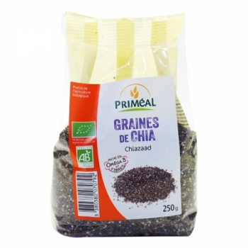 PRIMÉAL Graines de chia bio