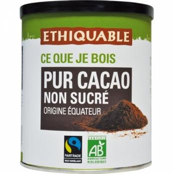 ETHIQUABLE - Pur Cacao non sucré