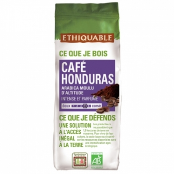 Café Honduras MOULU bio & équitable
