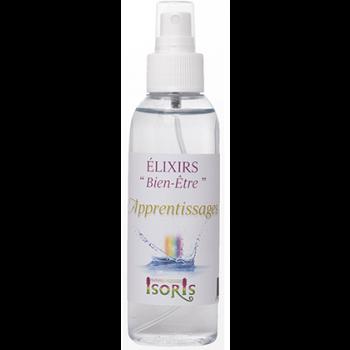 """Synergie d'Elixirs """"Bien-Etre"""" Apprentissages 125 ml"""