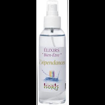"""Synergie d'Elixirs """"Bien-Etre"""" Dépendances 125 ml"""