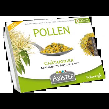 Pollen de châtaignier
