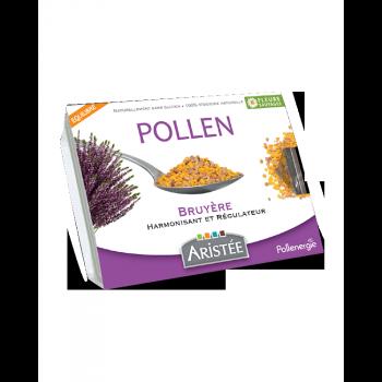 Pollen de bruyère