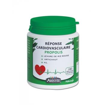 Complément réponse cardiovasculaire - 180 gélules