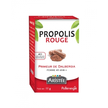 Pilulier propolis rouge