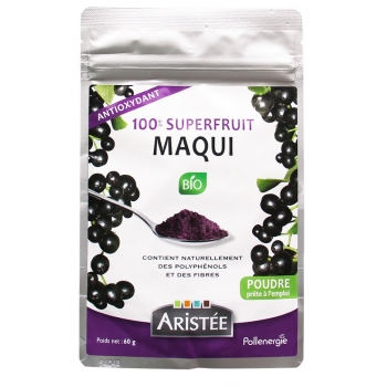100% superfruit Maqui BIO - 60 gr
