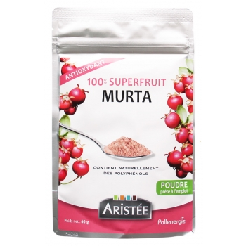 100% superfruit Murta - 60 gr