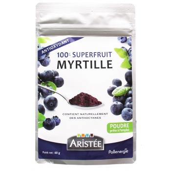100% superfruit Myrtille - 60 gr