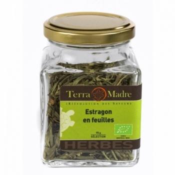 TERRA MADRE Estragon en feuilles bio