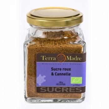 Sucre roux & Cannelle Ceylan bio