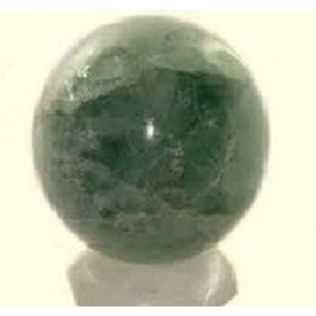 Sphère Fluorine Verte
