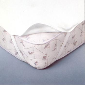Protège matelas alèse plate ( 90x190 cm ) - coton biologique