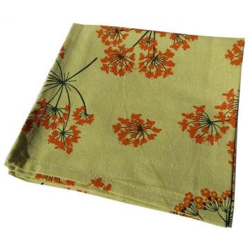 Serviettes de tablex4 ( 45x45 cm ) - coton bio