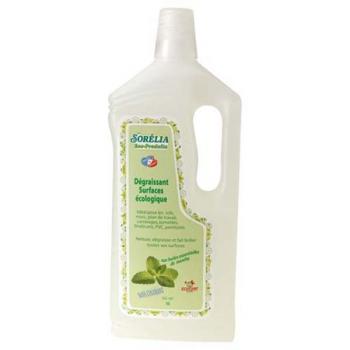 Dégraissant à l'huile essentielle de menthe
