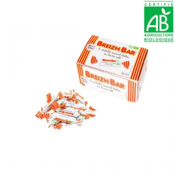 Breizh Bar - Barre de caramel au beurre salé - BIO - 150g