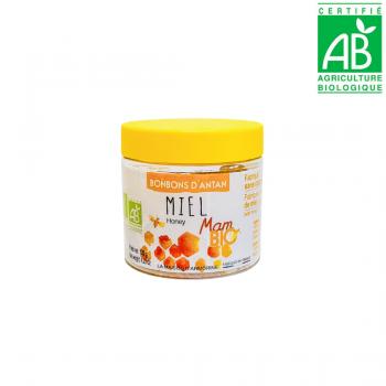 Bonbons d'antan au miel - BIO - 120g