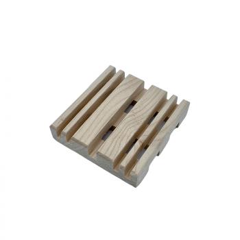 Porte-savon en bois d'érable - Le Fine