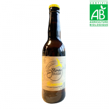 Bière triple artisanale ROMARIN - BIO - 33cl
