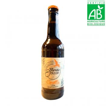 Bière IPA artisanale CAROTTE- BIO - 33cl