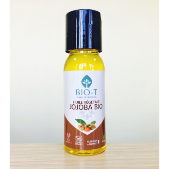 Huile végétale de Jojoba - BIO - 60ml