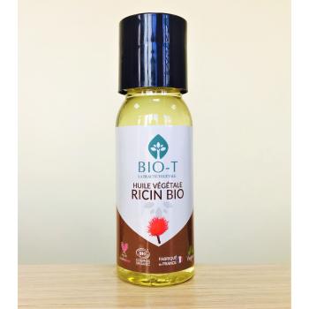 Huile végétale de Ricin - BIO - 60ml