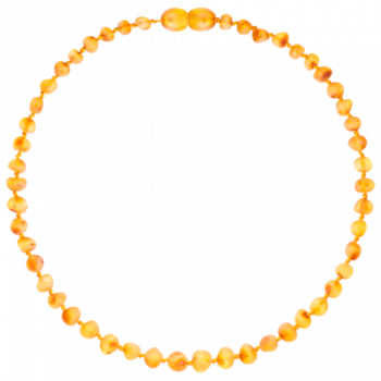 Honey - Collier d'ambre