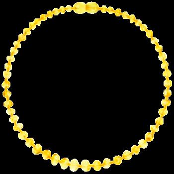 Lemon - Collier d'ambre