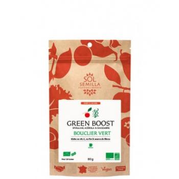 Boisson Green Boost Cru BIO - 80g
