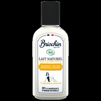 Miniature lait naturel 75ml  - BRIOCHIN
