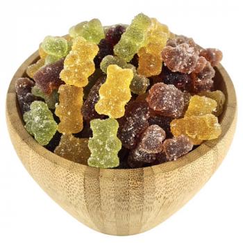 Bonbons Oursons Bio en Vrac 25kg