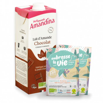 Kit Brin de Foli - Amande Chocolat brassé