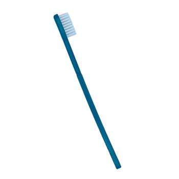 Brosse à dents rechargeable écologique Souple - Bleu turquoise