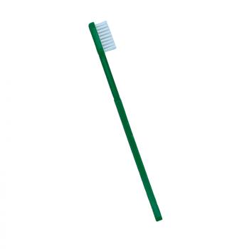 Brosse à dents rechargeable écologique Souple - Verte