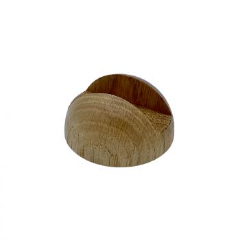 Support en bois pour rasoir écologique en bois - Chêne