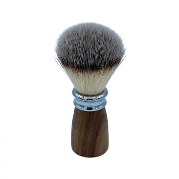 Blaireau en bois - Noyer