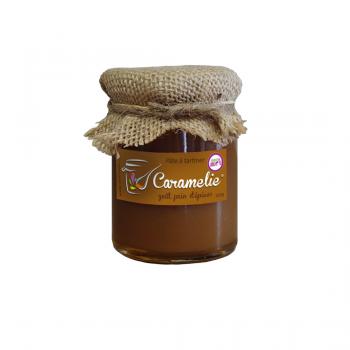 Crème de caramel BEURRE SALE - PAIN d'EPICES