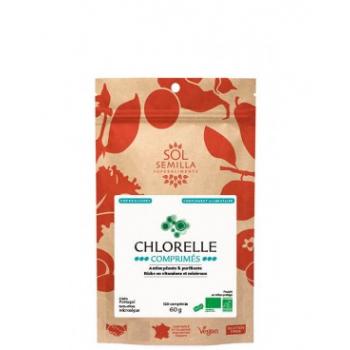 Chlorelle - Comprimés x120 - 60g