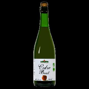 Cidre  brut 75 cl